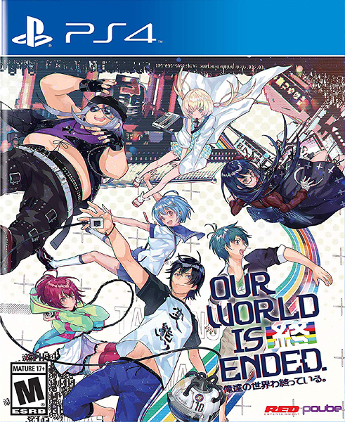 PS4 JUDGEMENT 7 我們的世界迎向終結。(美版代購)