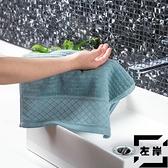 棉質吸水洗臉毛巾家用洗澡洗臉巾男女加厚擦手巾實惠【左岸男裝】