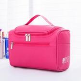 化妝包 大容量簡約旅行收納袋