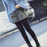 毛呢短褲毛呢短褲女秋冬季外穿高腰百搭顯瘦新款闊腿寬鬆加厚靴褲冬款 【快速出貨】