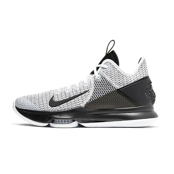NIKE系列-男款灰白黑LEBRON WITNESS籃球鞋-NO.CD0188101