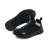 PUMA Enzo 2 Uncaged Wn's 女款黑色慢跑運動鞋-NO.19510603