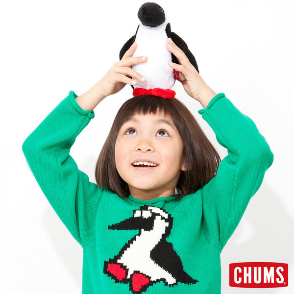 CHUMS 日本 正版Booby 絨毛玩偶 19cm【小】 CH6200030000