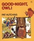 【麥克書店】GOOD NIGHT OWL/英文繪本 by Pat Hutchins 《主題:床邊故事》