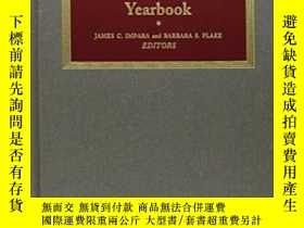 二手書博民逛書店The罕見Thirteenth Mental Measurements Yearbook (buros Menta