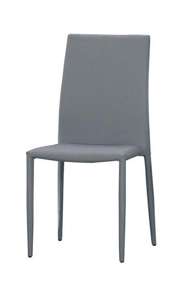 {{8號店鋪 森寶藝品傢俱}} a-01 品味生活 餐椅系列 1026-12 彼得餐椅(淺灰布)