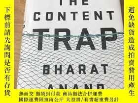二手書博民逛書店The罕見Content Trap: A Strategists