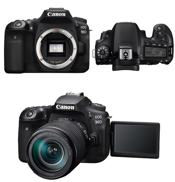 分期零利率 原廠登錄送好禮 3C LiFe CANON EOS 90D 18-135mm IS USM 變焦鏡組(公司貨)