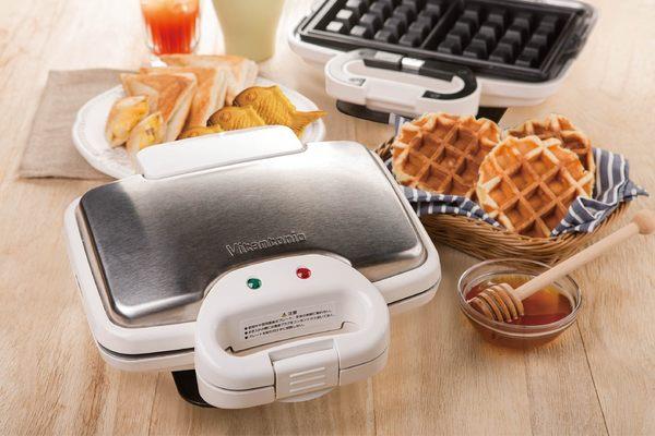 《Vitantonio》3合1多功能鬆餅機/VWH-212
