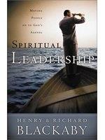 二手書博民逛書店 《Cust Intl Ed Spiritual Leadership (Itpe)》 R2Y ISBN:9810448341│HenryT.Blackaby