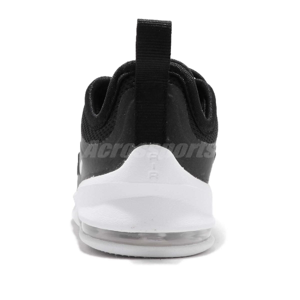 Nike 慢跑鞋 Air Max Axis TD 黑 白 童鞋 小童鞋 仙女鞋 氣墊 無縫外接透氣鞋面 運動鞋 【ACS】 AH5224-001