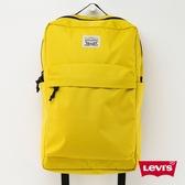 Levis 後背包 / 雙馬壓印 / 黃色