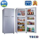 TECO 東元定頻雙門冰箱 408公升 R4151N 首豐家電