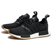ADIDAS ORIGINALS NMD R1 黑白 網布 膠底 休閒鞋 男女款 (布魯克林) B42200