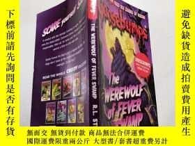 二手書博民逛書店the罕見werewolf of fever swamp:熱沼澤狼人Y200392 不祥 不祥