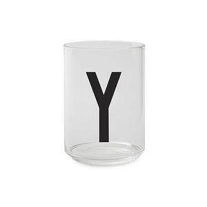 Design Letters 字母玻璃杯 Y