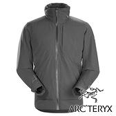 【Arc'teryx 始祖鳥】男 Ames GT單件式化纖外套『碳鋼灰』戶外 登山 旅遊 冬季 羽絨 外套 L06726400