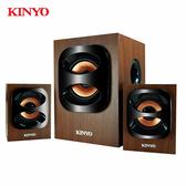 KINYO 2.1多媒體音箱KY-1702【愛買】