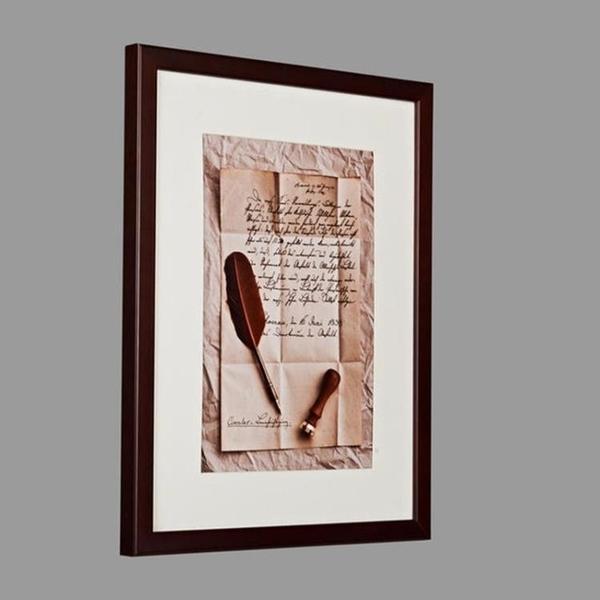 拼圖框1000片定做5075寸拼圖框架5002000片畫框裱框實木相框 一木良品