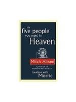 二手書博民逛書店《Five People You Meet in Heaven》