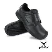 PAMAX 帕瑪斯【超彈力氣墊安全鞋】超強戰鬥鞋頭、高抓地力專利大底、黏貼式 ※ PAA9511H 男鞋