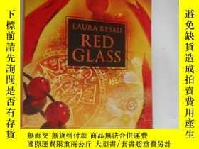 二手書博民逛書店RED罕見GLASS (winner of the americ