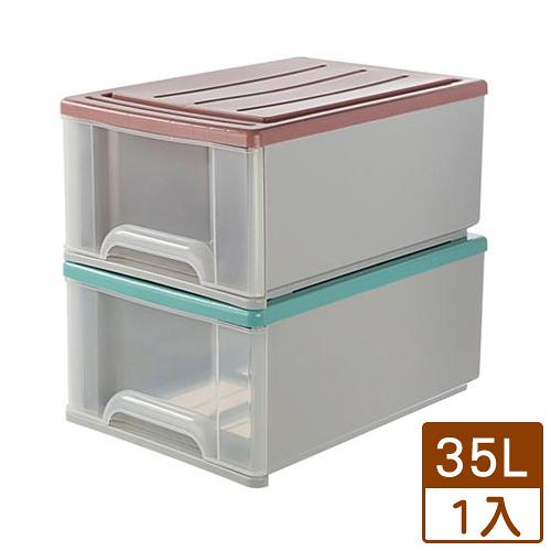 KEYWAY 抽屜收納箱K-097【愛買】