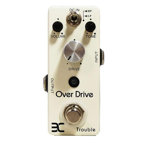 【敦煌樂器】ENO OVER DRIVE TROUBLE 破音效果器