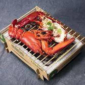 燒烤爐 一次性炭火燒烤爐小型日式無煙竹炭速燃便攜燒烤架家用戶外野炊 全館免運