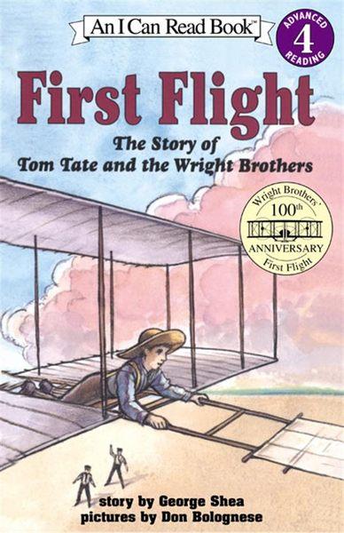 (二手書)An I Can Read Book Level 4: First Flight