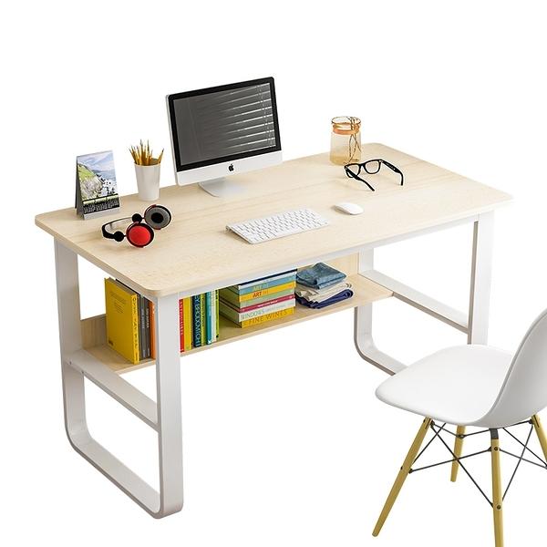 簡易台式家用電腦桌經濟型省空間書桌臥室學生寫字桌簡約辦公桌子