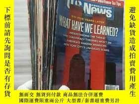 二手書博民逛書店U.S.NEWS罕見& WORLD REPORT 2006年 22本合售 不重復 大16開Y10893 U.S