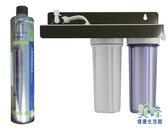 美國EVERPURE賓特爾愛惠普4HL三道式白鐵吊片淨水器.過濾器QL2濾頭蓋4500元(可替代H104)
