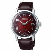 【分期0利率】SEIKO 精工錶 PRESAGE 箱型鏡面 38.5mm 機械錶 4R35-04A0R 公司貨 SRPE41J1