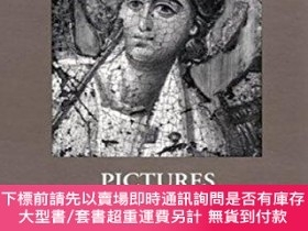 二手書博民逛書店Pictures罕見and Reality: Monumental Frescoes and Mosaics in