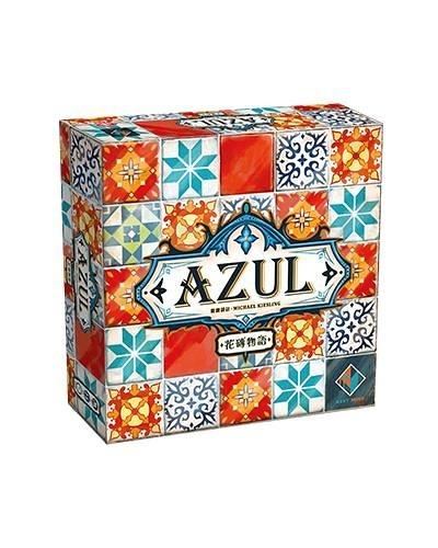 『高雄龐奇桌遊』 花磚物語 Azul 繁體中文版 正版桌上遊戲專賣店