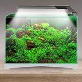 魚缸燈led燈吉印水草燈照明燈水族箱防水燈管草缸燈龍魚燈水族燈igo  蜜拉貝爾