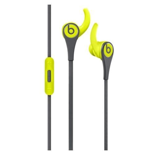 【台中平價鋪】潮牌首選 Beats Tour 2.5 耳塞式耳機 - 黃灰款 先創公司貨 一年保固