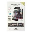 【漢博】POWER SUPPORT iPhone 7 Plus 專用 Full Screen Glass 螢幕玻璃保護膜-黑框