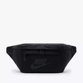 Nike 腰包 Tech Hip Pack 男女款 素面 斜背包 包包 運動 休閒 隨身包 大容量 黑 【ACS】 BA5751-010