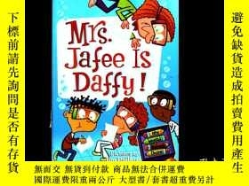 二手書博民逛書店My罕見Weird School Daze #6: Mrs. J