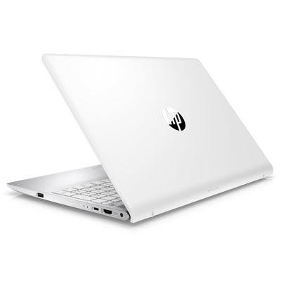 HP Pavilion 15-CK042TX 15.6吋窄邊框筆電(極地白)【Intel Core i5-8250U / 4GB記憶體 / 256G SSD / Win 10】
