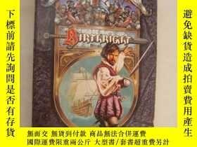 二手書博民逛書店THE罕見HOG S CONTRACT 海盜小說Y146810