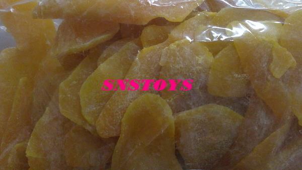 sns 古早味 進口食品 Dried Mango 泰國 芒果乾 (金黃)1公斤