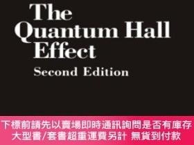二手書博民逛書店The罕見Quantum Hall Effect (graduate Texts In Contemporary