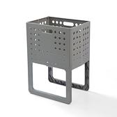 臟衣簍洗衣籃塑料桶臟衣服收納筐可折疊家用籃子收納筐【聚寶屋】