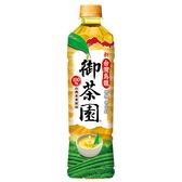 御茶園台灣烏龍PET550ml*4【愛買】