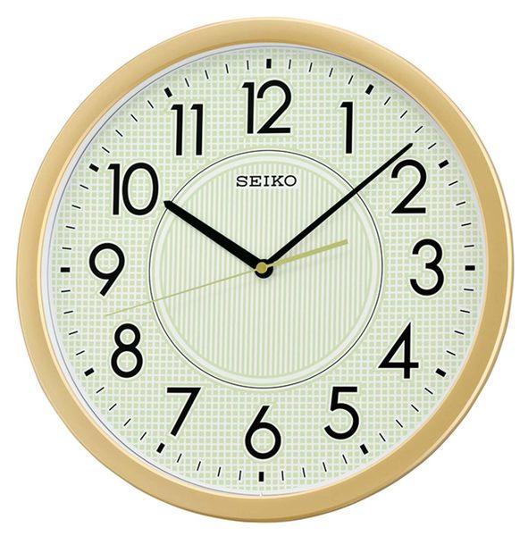 【時間光廊】SEIKO 日本 精工 夜光 掛鐘 滑動式秒針 靜音 時鐘 全新原廠公司貨 QXA629G