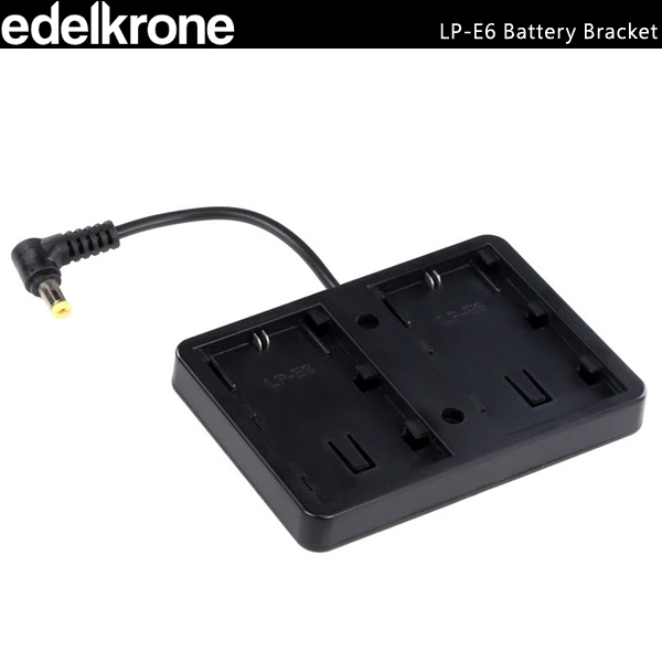 EGE 一番購】土耳其 edelkrone【LP-E6 Battery Bracket】原廠專用電池背板【公司貨】