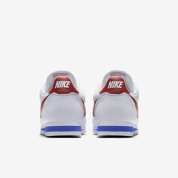 NIKE CLASSIC CORTEZ LEATHER  -經典復古阿甘鞋(荔枝皮紋) 男女款 NO.749571154
